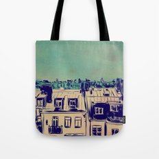 Roofs Tote Bag