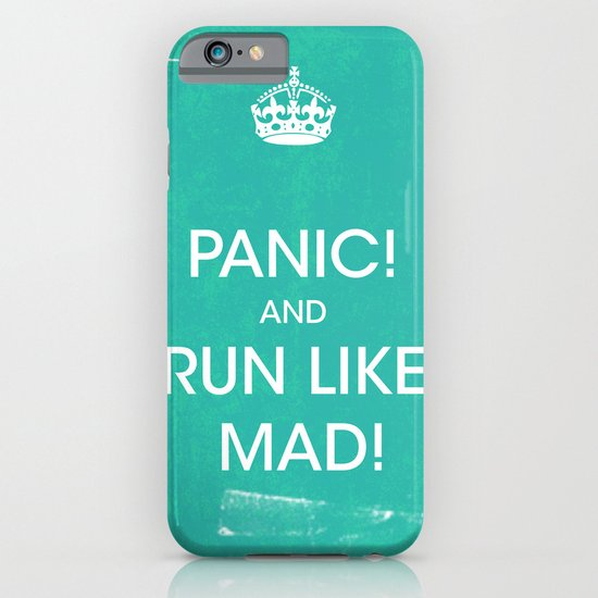 PANIC iPhone & iPod Case