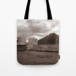 Abandoned Zone of Industry - Sicily - vacancy zine Tote Bag