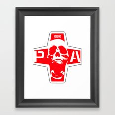 PA II Framed Art Print