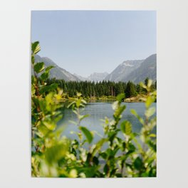 Gold Creek Pond Poster