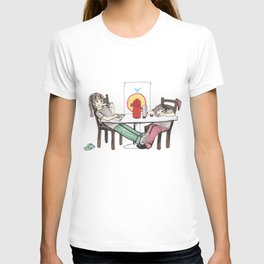 Hard-workers T-shirt