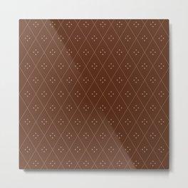 Mae Pattern XXII Metal Print