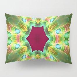 Heavenly Hexagon Pillow Sham