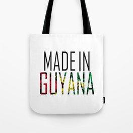 Made In Guyana Tote Bag