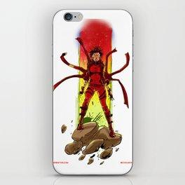 Phoenix Phorce iPhone Skin