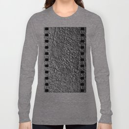 B&W film Long Sleeve T-shirt