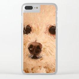 Dulce Clear iPhone Case