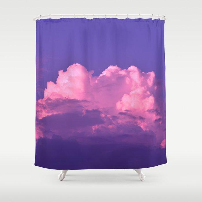 Cloud of Dreams Shower Curtain