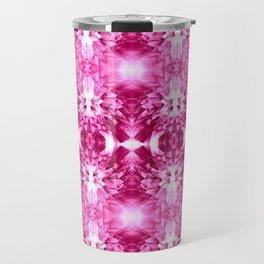 Dandelions Psycacerise Travel Mug