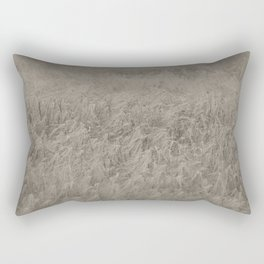 Field Recording Rectangular Pillow