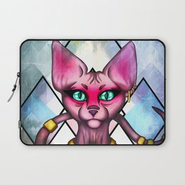 Spynx from the space Laptop Sleeve