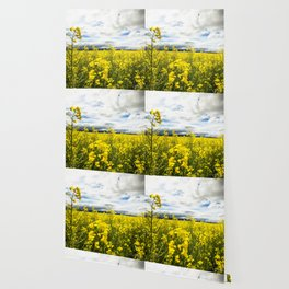 Fields of yellow - Floral Photography #Society6 Wallpaper