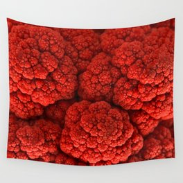 Cauliflower Kiss Wall Tapestry