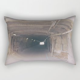 Tunnel To The Other Side Rectangular Pillow