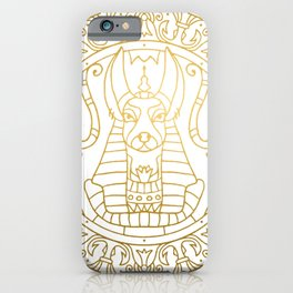 Anubis Mandala – Egypt iPhone Case