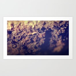 Rocks rock. Art Print