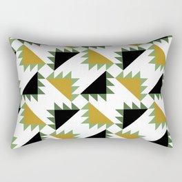 Desert Rose - By SewMoni Rectangular Pillow