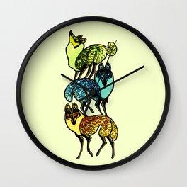 Pirsta Wall Clock