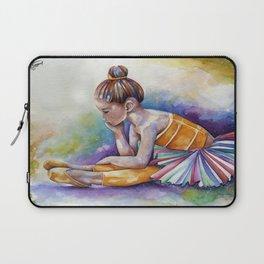 Gloomy Little Dancer by J.Namerow Laptop Sleeve