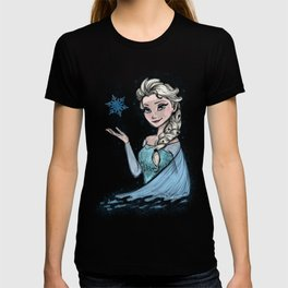 The Snow Queen Color T-shirt