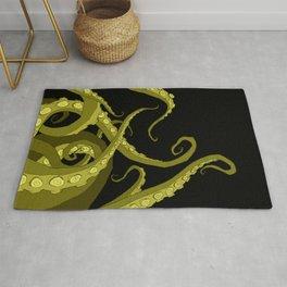 Subterranean - Green Tentacle Rug