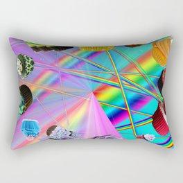 pop OF color Rectangular Pillow