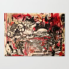 Red Nation Canvas Print