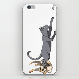 The Cats iPhone Skin