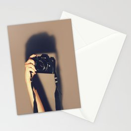 Taking pictures of you Stationery Cards