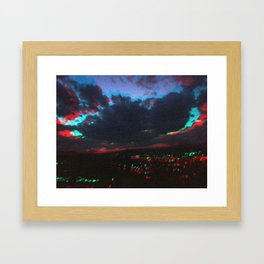 dustbowl Framed Art Print
