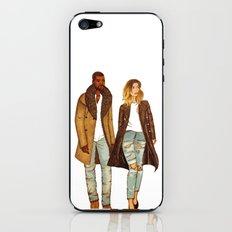 KIMYE iPhone & iPod Skin