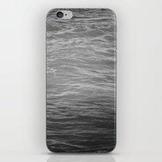 black velvet iPhone Skin