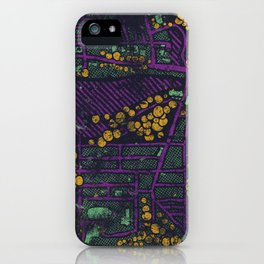 Spencer Bay • Shapes & Colors iPhone Case