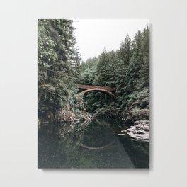 Moulton Falls Metal Print