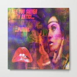 """Rocky Seduction"" by surrealpete Metal Print"