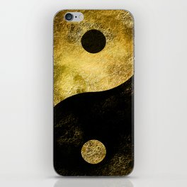Yin and Yang iPhone Skin