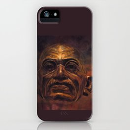 Mahatma Gandhi - Original iPhone Case