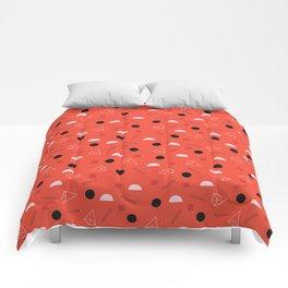 Geometric Life Comforters
