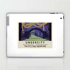 Undercity Classic Rail Poster Laptop & iPad Skin