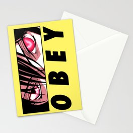 Code Geass   Obey Stationery Cards
