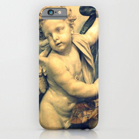 The Hallelujah Cherub. iPhone & iPod Case
