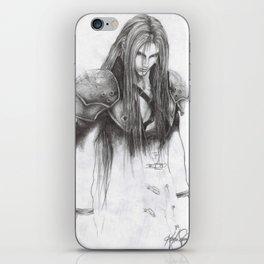 Sephiroth iPhone Skin