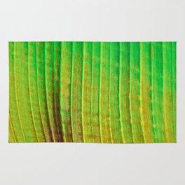 Linear Leaf Rug