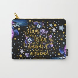 A Court of Mist and Fury - To The Stars Carry-All Pouch