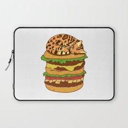 Bengal Burger Laptop Sleeve