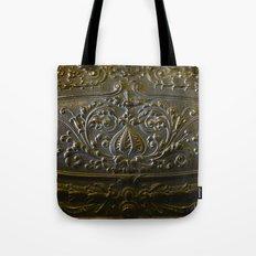 vintage metal decoration Tote Bag