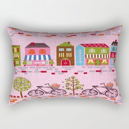 Pink Sugar Home Rectangular Pillow