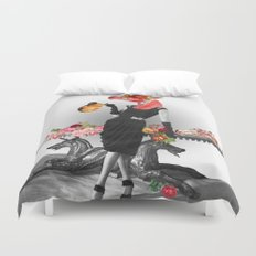 Shade that Suit Duvet Cover