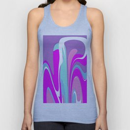 Pink Melody Unisex Tank Top
